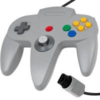 Damma av din gamla Nintendo 64 -konsol och anslut nya fräscha kontroller.