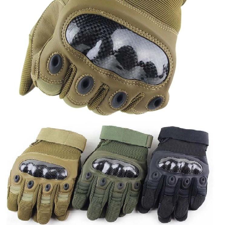 Taktiska handskar