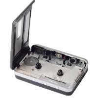 Lojuuko nurkissasi vanhoja C-kasetteja täynnä tulisimpia hittejä ja klassikoita?Tällä näppärällä konvertterilla tallennat C-kasetin kuumimmat biisit suoraan muistikortille MP3-muotoon.