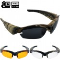Arctic Mate FHD tactic sunglasses with camera 15MP