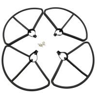 Osta propellisuojus edullisesti rikkoutuneen tilalle. Tämä propellisuojus on yhteensopiva Hubsan H501s -dronen kanssa.