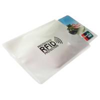 RFID-maksukorttisuoja on edullinen tapa välttää varkaan uhriksi joutuminen. Eipä lomamatkalla enää rosvo lue luottokorttiasi taskusi läpi. Helppo ja halpa!
