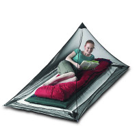 Military style 1 person camping mosquito net