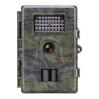 Edullinen ja helppokäyttöinen riistakamera, jossa on 5MP CMOS sensori. Pitkä valmiusaika, IP66-suojaus ja tehokkaat IR LED-valot.
