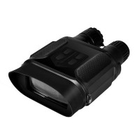 Digital hunting night vision binoculars with recorder
