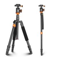 SLB kamerajalusta kuulapäällä on kompakti ja ominaisuuksiltaan monipuolinen. Jalusta taittuu kätevästi pieneen 35 cm kokoon ja kulkee kätevästi mukana.