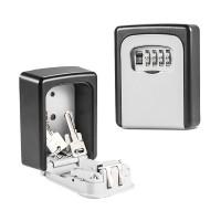 Vara-avainkotelo yhdistelmälukolla on kätevä seinään kiinnitettävä piilokotelo vara-avaimille. Kotelo sopii erinomaisesti kotiin, mökille ajoneuvoihin ja muuhun.