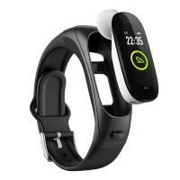 Diel EarBand V08 Pro aktiivisuusranneke / handsfree-kuuloke, jolla mittaat terveyttäsi ja jolla vapautat kätesi puhuaksesi puhelimessa. Halpa ja kätevä!