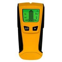 Regelsökare som upptäcker trä- och metallreglar på ett ögonblick. Regelsökaren är utrustad med en skarp LCD-skärm och är en bra hjälp för varje snickare.