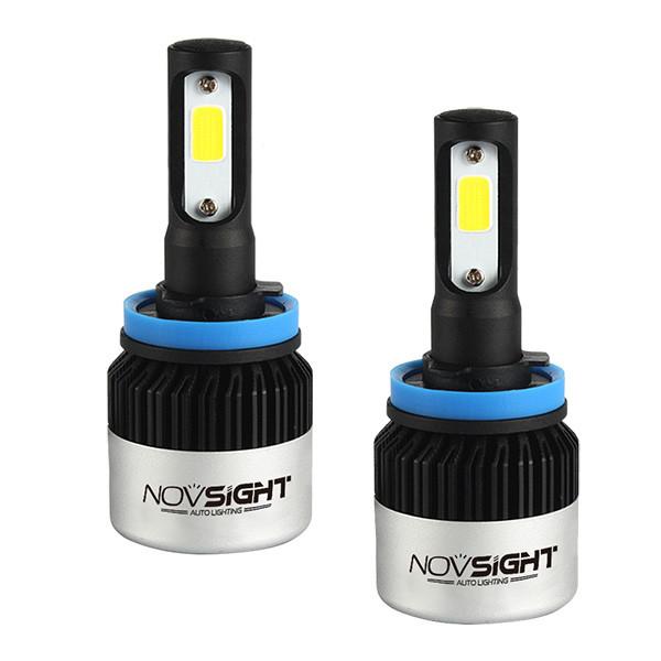 Novsight 9005 LED-lampor 36W