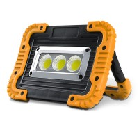 Work light with USB-charging