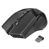 Trust GXT 103 trådlös gamingmus är en utmärkt mus för spel med med alla grundläggande funktioner.  Musen har en LED-upplyst ovansida, justerbar upplösning och ett bekvämt grepp.
