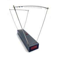 Diel kronograf mäter hastigheten på kulan efter att den har lämnat mynningen i meter per sekund. Perfekt exempelvis för dig som laddar din egen ammunition.