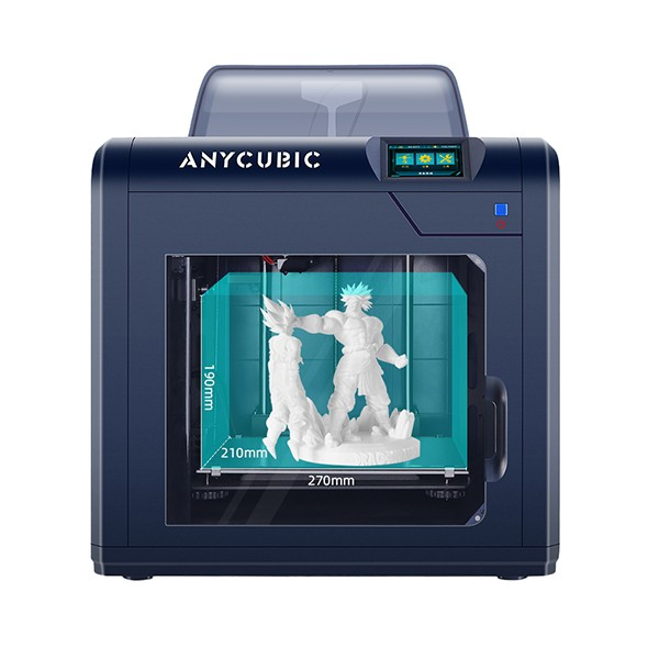 Anycubic 4 Max Pro 2.0 3D-skrivare