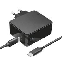 Trust Summa 45W Universal USB-C laturilla lataat laitteitasi PD-pikalatauksella. Korvaa vaikka vanha laturisi tai ota vaikka kakkoslaturiksi.