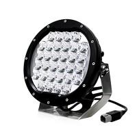 Erittäin kirkas ja LED-lisävalo! Auroran laadukkaat LED-valot sopivat moniin käyttötarkoituksiin. Tämä 180 watin pyöreä lisävalo valaisee laajemmankin alueen.