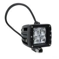 Osram LED-arbetslampa har fyra kraftfulla Osram LED-lampor, 40 watt kraft perfekt för exempelvis ett arbetsfordon.
