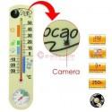 Lämpömittari piilokameralla 4GB