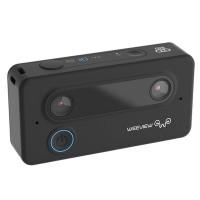 Compact Weeview SID väger bara 60g och hör till 3D-videokamerornas adel. Omfattande 160 graders vinkel, 3K upplösning och stöd för upp till 128 GB minneskort.
