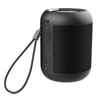 Trust Rokko Bluetooth kaiutin on kevyt, mutta tehokkaan äänentoiston omaava matkakaiutin. Kompaktin koon lisäksi kaiutin on roiskesuojattu ja kestävä.