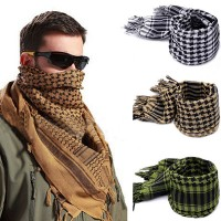 Shemagh multipurpose military scarf