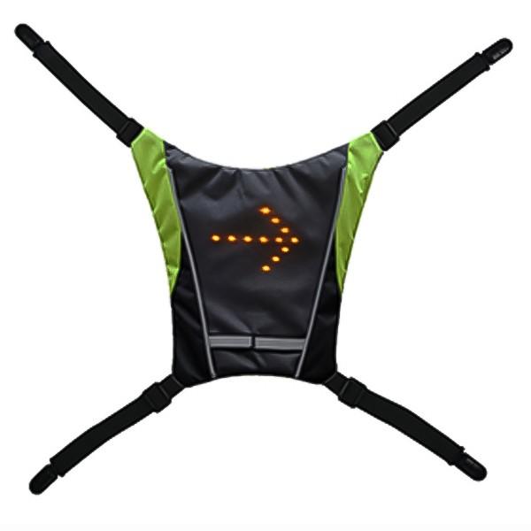 LED-lys til rygsæk