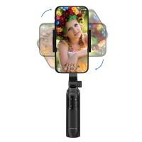 Feiyutech Vimble 1 gimbal er kompakt 13 cm lang og let og udstyret med mange funktioner. Med en praktisk længde kan du nemt vlogge, streame og tage selfies.