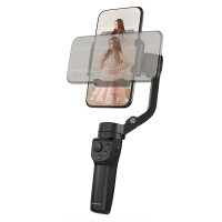 Feiyutech VLOG Pocket 2 gimbaali on kompaktiin tilaan taittuva, sekä se on varustettu mm. automaattisella kuvanvakauksella, älykäs 2.0 seurannalla.