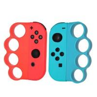 Nintendo Switch Joy-Con nyrkkkeilygripit tarvoavat erinomaisen otteen ja ne sopivat erinomaisesti Switch-nyrkkeilypelien, kuten Fitness Boxingin pelaamiseen.