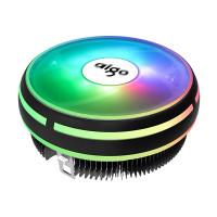 Aigo prosessorinjäähdytin on CPU-jäähdytin tehokkaalla tuulettimella. Intel- ja AMD-yhteensopiva jäähdytin pitää tietokoneesi prosessorin viileänä, jotta koneesi lämmöt pysyvät aisoissa.