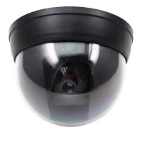 Fake Security Camera (half ball)
