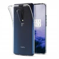 OnePlus 8 12+ läpinäkyvä suojakuori suojaa puhelintasi kolhuilta. Materiaalinsa ansiosta kuori pysyy hyvin kädessä ja siten myös vähentää putoamisriskiä.