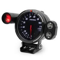 Cnspeed auton kierroslukumittari on todella tyylikäs tuning-osa moneen autoon. Tässä on yksi hienoimmista ja laadukkaimmista mittareista, mitä voit harrasteautoon hankkia!