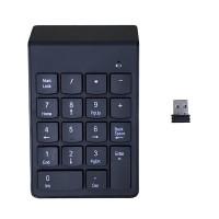 Diel langaton numeronäppäimistö on hyödyllinen tietokoneen näppäimistö kotiin ja työpaikalle. Pieni ja kätevä näppäimistö mahtuu pienellekin pöydälle tai laukkuun mukaan.