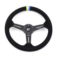 Greddy tuning-ratti on erinomainen lisävaruste jokaiselle autojen ystävälle! Tyylikäs ratti kohentaa esimerkiksi Bemarisi tai harrasteajoneuvosi ulkonäköä. Laadukas tuunausosa!