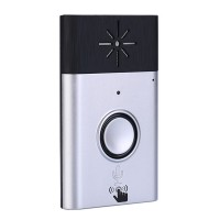 Camson langaton intercom-ovikello on varustettu normaalilla ovikello- ja kaksisuuntaisella ääniominaisuudella. Turvallinen ja kätevä laite joka kotiin!