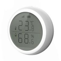 Camson lämpö- ja kosteusmittari älykotiin ZigBee on erinomainen laite kodin tarkkailuun tai automaatioiden luontiin. Tee kodistasi entistäkin älykkäämpi!