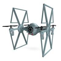 TIE Fighter -drone on jokaisen galaktisen imperiumin fanipojan suosikkihävittäjä. Nyt pääset lentämään tällä upealla dronella kuin Darth Vader konsanaan!
