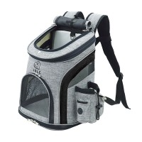 Dog/cat carrier back bag
