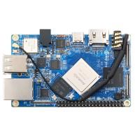 Orange Pi 4B är en kraftfull minidator som är lätt att anpassa. Med denna kan bygga en mängd olika enheter med hjälp av olika moduler.