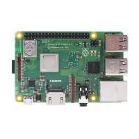 Raspberry Pi 3B är en förstklassig kretskortsdator som enkelt kan anpassas. Endast fantasin sätter gränsen.