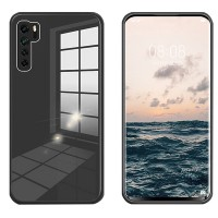 Huawei nova 7 SE silicone case with glass