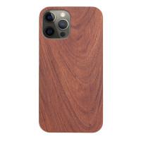Aidosta puusta valmistettu iPhone 11 Pro puukuori tarjoaa hienon ja laadukkaan ulkoasunsa lisäksi erinomaisen suojan naarmuja ja kolhuja vastaan.