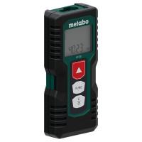 Metabo LD 30 avståndsmätare är ett precist verktyg för att mäta avstånd på upp till 30 meter. Mätaren är certifierad enligt ISO 16331-1 så noggranhet garanteras.