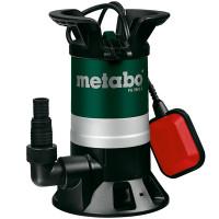 Dränkbara Metabo PS7500S 450W är en perfekt pump för att exempelvis pumpa vatten från en brunn. Pumpar upp till 7500 liter vatten per timme.