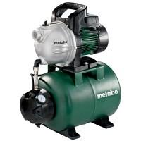 Metabo vesiautomaatti säiliöllä on erinomainen laite veden kuljetukseen, automaattiseen vesihuoltoon ja moneen muuhun. Tällä 900 wattisella pumpulla voi tehdä lähes mitä vain!