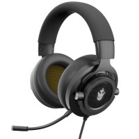 Frost Demon Sense 7.1-headset levererar mycket exakt, klart och justerbart 7.1 surroundljud. Dessa gaminghörlurar är bekväma även under de längsta spelsessionerna.