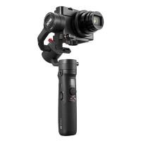 Monipuolinen Zhiyun M2 gimbaali soveltuu niin puhelimille, actionkameroille kuin pienille järjestelmäkameroille, kevyt ja pienikoinen gimbaali tarjoaa jopa 7 tunnin käyttöajan.