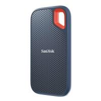 Kompakta och snabba SanDisk Extreme Portable SSD 500 GB är en perfekt extern lagringsenhet för exempelvis högupplöst video eller foto.