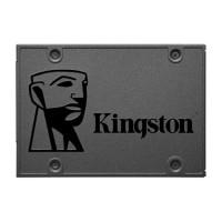 """Kingston A400 240 GB 2,5"""" SATA-600 SSD-disk erbjuder extremt snabb läs- och skrivhastighet samt  långvarig lagring för både Windows, Mac och Linux."""